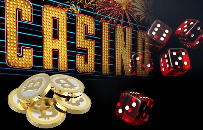Kasino bitcoin ekstrem