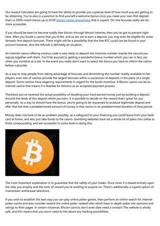 Aplikasi bitcoin faucet