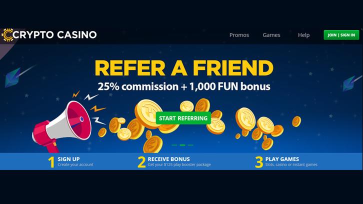 Slot bitcoin mendaftar bonus